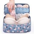 Beauty toiletry Storage Brush Cosmetic bag Wash bag Travel Bra Sorting Organizer Bag Waterproof makeup Bag purse Organizer Case