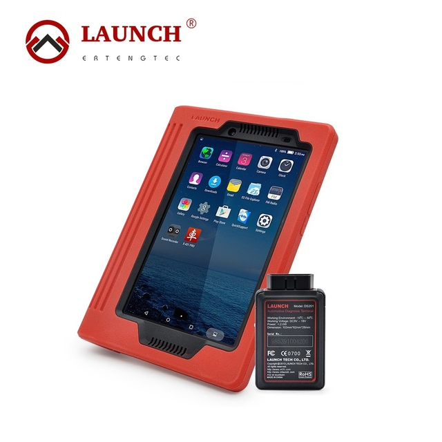 "Latest Original Launch X431 Pro 8"" Global Version Wifi Bluetooth Function Diagnostic Tool With Free Golo EasyDiag"