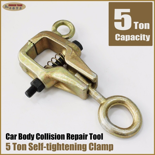 Auto Car body collision repair pulling tightening clamp tools System ...
