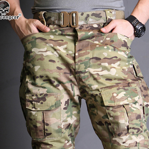 Image 5 - 2017 NEW Emersongear CP Field Pants Trousers Tactical Emerson Training Camouflage Hunting Combat Gear Outdoor Multicam EM6990