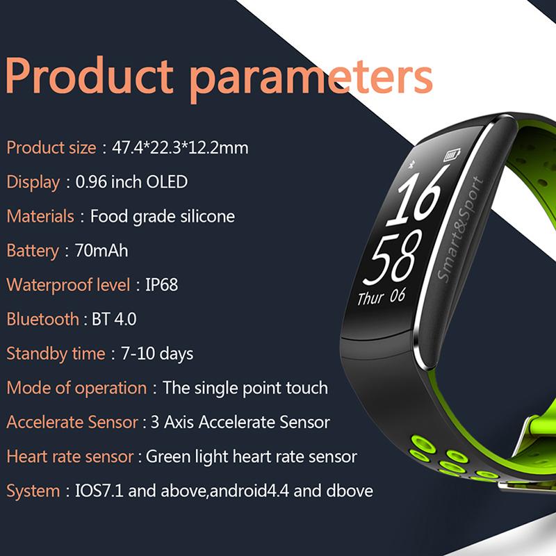 smart wristband 9