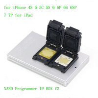 IP BOX V2 High Speed NAND PCIE Programmer SN Read Write for iPhone 5 5S 6 6P 6S 6SP 7 7P All iPad Phone Repair Tools