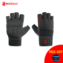 Фотография 2014 new extended wrist weights of male and female fitness gloves half refers to sports protective gear factory wholesale