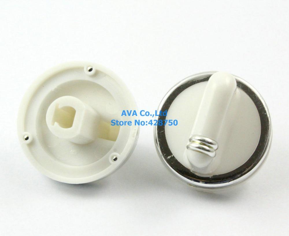 Сменные ручки обогревателя воды для духовки, отверстие 6 мм, 10 шт., 34 мм knob hole    АлиЭкспресс