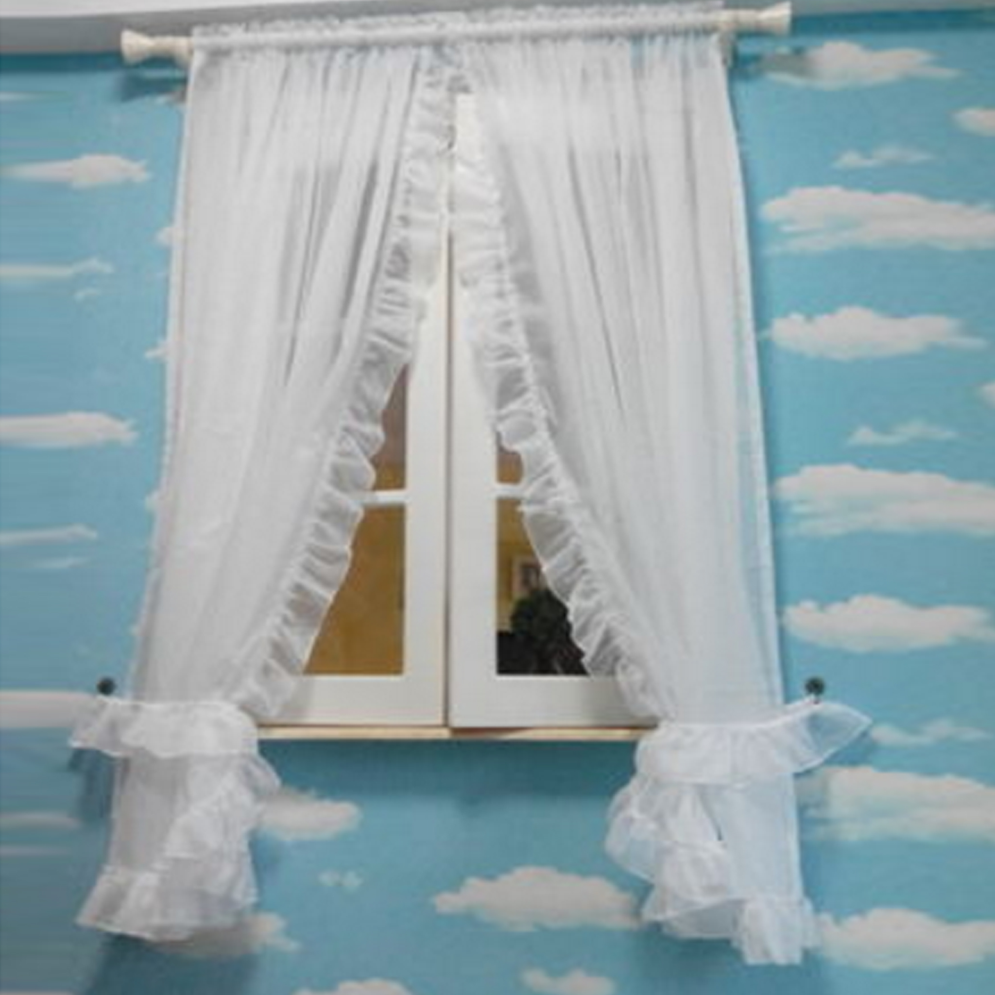 tindow interior kitchen home treatment and target your panel ideas ruffled for panels with decorating sheer sizes voile gypsy curtain decor curtains