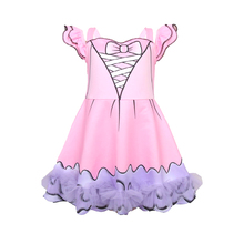 2019 summer cartoon Baby girl clothes kids dresses for Girls Halloween costume cosplay Party Vestidos 51203 hot mickey minnie cosplay costume halloween costume dresses for kids girl performance dance clothes christmas cartoon costume