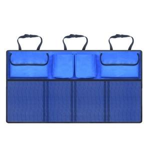 Image 4 - Auto Organizer Kofferbak Achterbank Universele Opbergtas Mesh Netto Pocket Bag 4 Kleuren