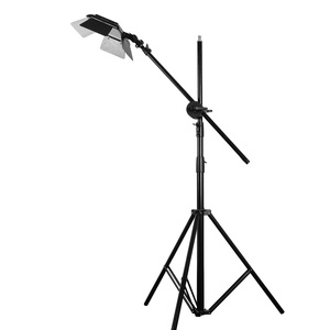 Image 2 - Yongnuo YN600 Ii YN600L Ii 5500K Led Video Light + Falcon Eyes Ac Adapter Set Ondersteuning Afstandsbediening Door telefoon App Voor Interview