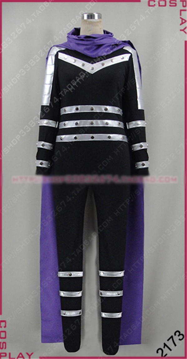 Game Anime ONE PUNCH-MAN Sonic Party Fashion Uniform Suit Cosplay Costume Black Purple Fighting Any Size Free Shipping