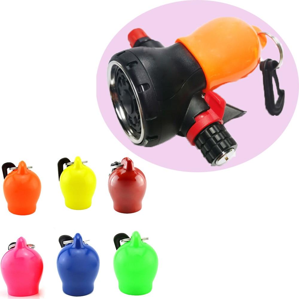 6 Color Scuba Dive Regulator Octopus Holder Mouthpiece Cover Scuba Diving Skum Ball Regulator