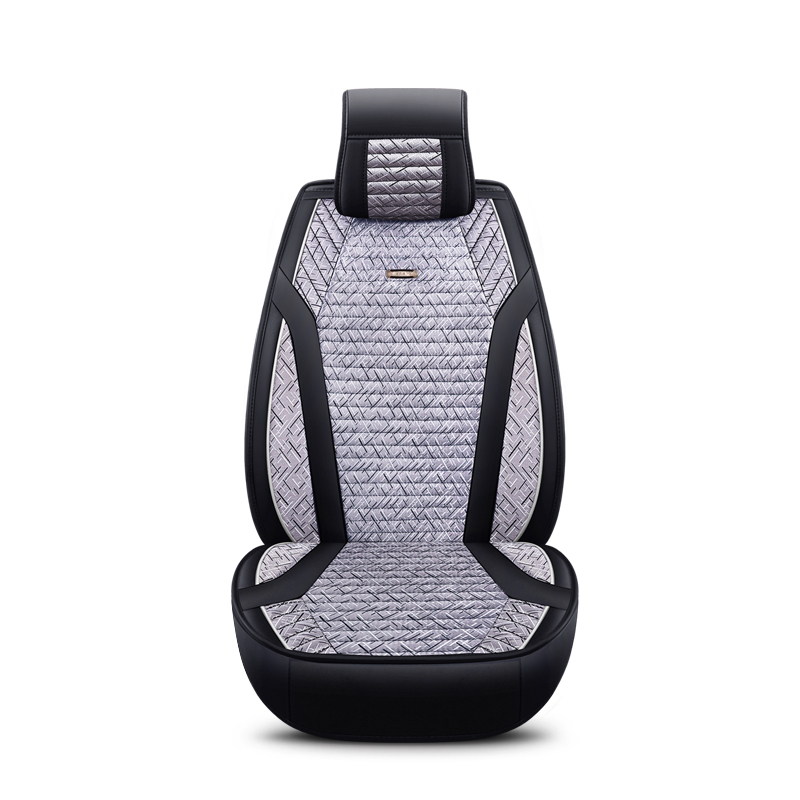 2018 New Flax Universal Car Seat covers 5 auto Cushion Fit mazda C5 CX-5 CX7 323 626 March Thick car accessories car tayling