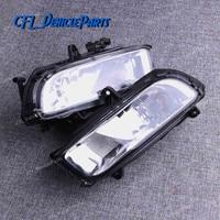 Halogen Fog Light Lamp Pair Front Bumper Left Right 4E0941699B 4E0941700B For Audi A8 QUATTRO A8 D3 2008 2009 2010