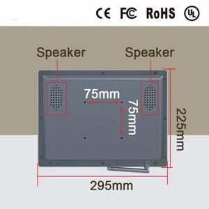 Image 5 - كامل hd 1080 وعاء فيديو لاعب 12 بوصة الكل في واحد الكمبيوتر الصناعي/pos آلة مع 4 جرام ram ، 32 جرام ssd و wifi