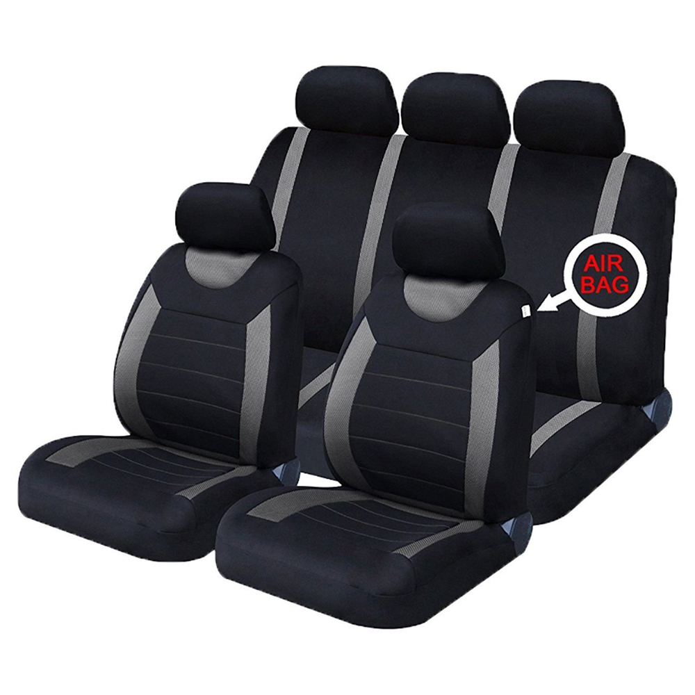 Universal Auto Covers For Car Seats Comfortable Breathable Fabric Automobiles Seat Cover Fit For Ford Focus 2 Kia Rio 3 Etc in Automobiles Seat Covers from Automobiles Motorcycles