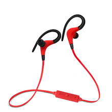 Sports Wireless Stereo Bluetooth Earphones With Microphone in ear Headphones for Phone Computer