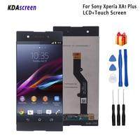 Original For Sony Xperia XA1 Plus G3426 G3421 G3412 LCD Display Touch Screen Sensor Phone Parts For Sony XA1 Plus Screen LCD