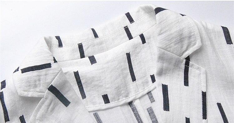 2018 Supérieur Femmes Classique Bouton Quarts Qualité Un Blazer Trois Manchon Longueur Moyen Nouvelle Mince Designer Rayé Haute aIqraw8