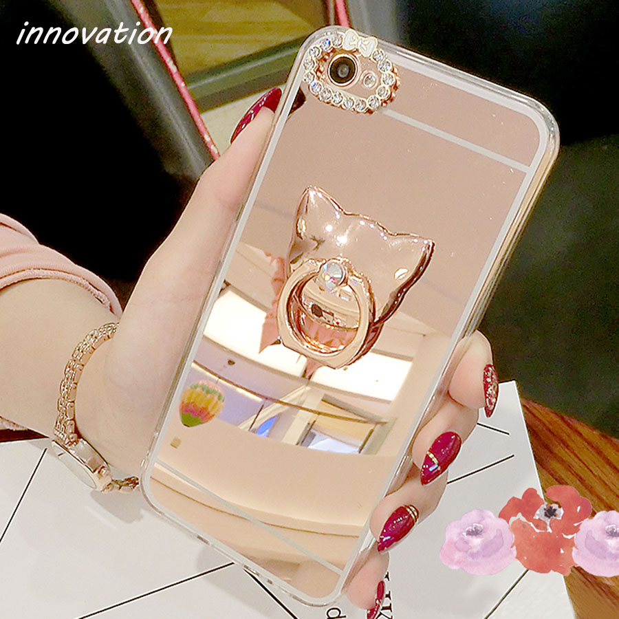 Ring Phone Stand Coque