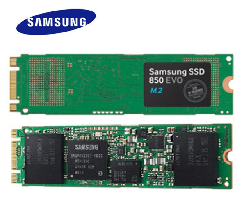 Samsung SSD M2 850 EVO 250 gb 500 gb 1 tb Stick SSD-500-gb M. 2 Interface Festplatte Disk M.2 SSD für Laptop PC Original Neue