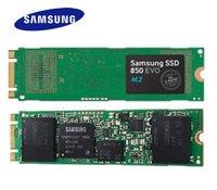 Samsung SSD M2 850 EVO 250 ГБ 500 ГБ 1 ТБ Drive SSD 500 gb М. 2 Интерфейс жесткий диск M.2 SSD для портативных ПК оригинальный новый