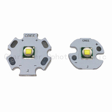 1 PCS CREE XML LED T6 U2 10W WHITE High Power LED Emitter with 12mm 14mm 16mm 20mm PCB for DIY 2pcs cree xml xm l t6 led u2 10w cold white high power led emitter diode with 12mm 14mm 16mm 20mm pcb for diy