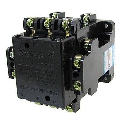 цена на Motor Control AC Contactor 20A Ie 380V Coil 3 Poles 2NO+2NC CJT1-20