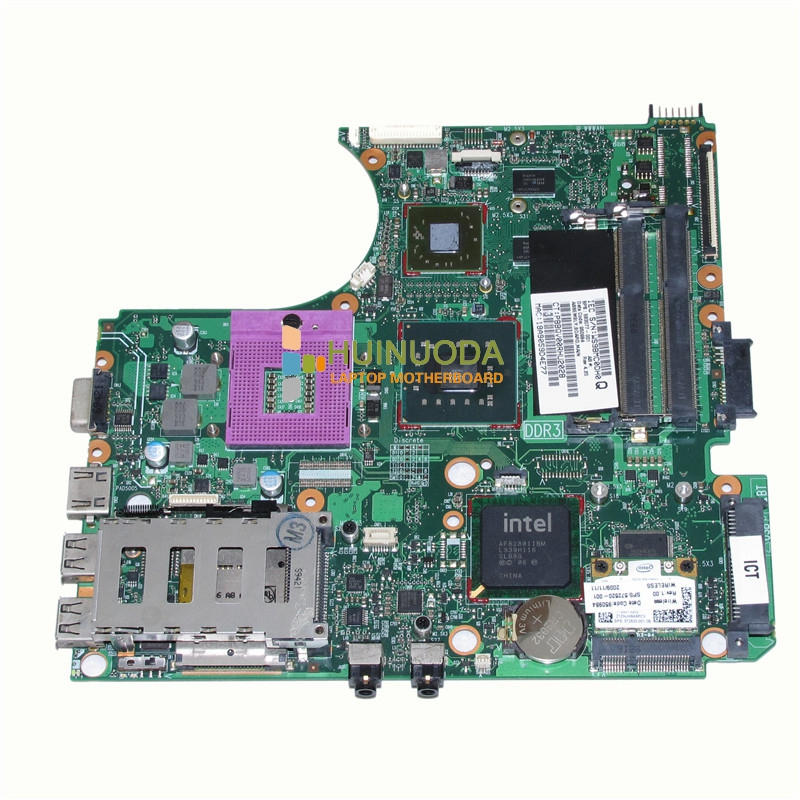 NOKOTION 583077-001 for hp probook 4510S 4710S 4411S Laptop motherboard PM45 DDR3 ATI graphics free shipping original laptop motherboard for hp probook 4510s 4410s 4710s 535857 001 pga478 gm45 ddr2 fully tested