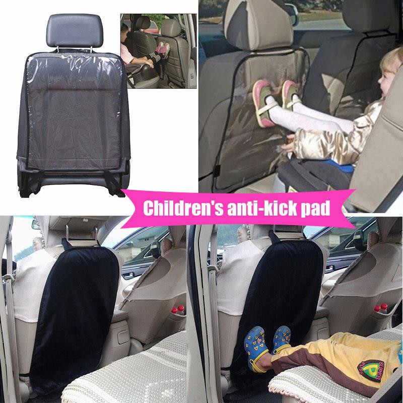 Baru Mobil Auto 57 Cm X 42 Cm Kursi Belakang Penutup Pelindung untuk Anak Kick Mat Lumpur Bersih Aksesoris Mobil N # Dropship