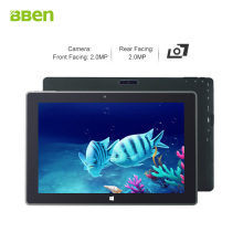 Bben tablet pc intel quad core 4 gb ram 64 gb rom wifi bluetooth tabletas 10.1 pulgadas windows10 o dual os panel 1.44-1.92 ghz