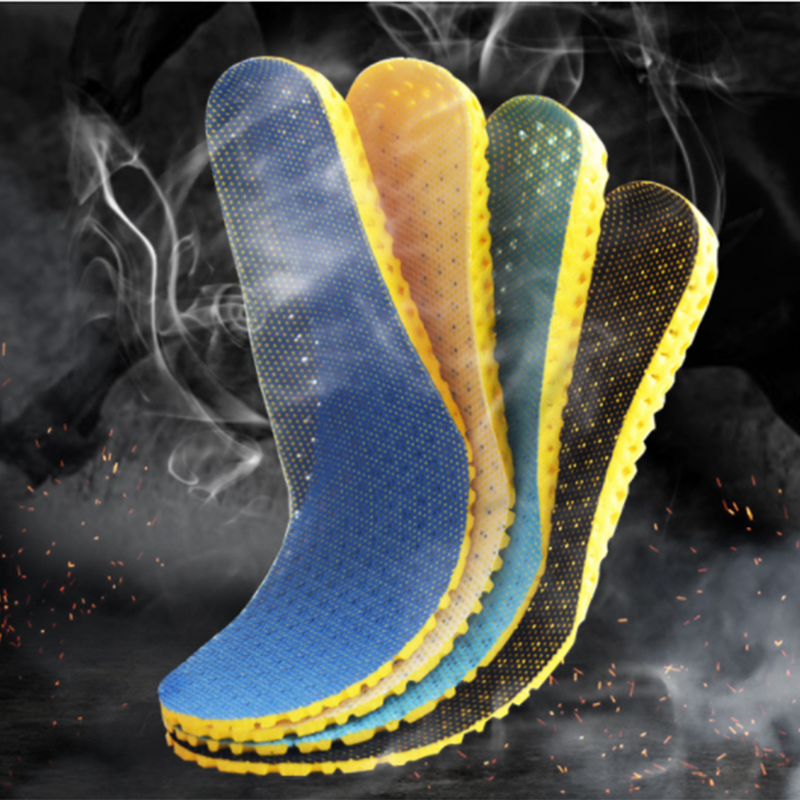 1 Pair Orthotic Shoes & Accessories Insoles Orthopedic Memory Foam Sport Support Insert Woman /Men Shoes  Feet Soles Pad