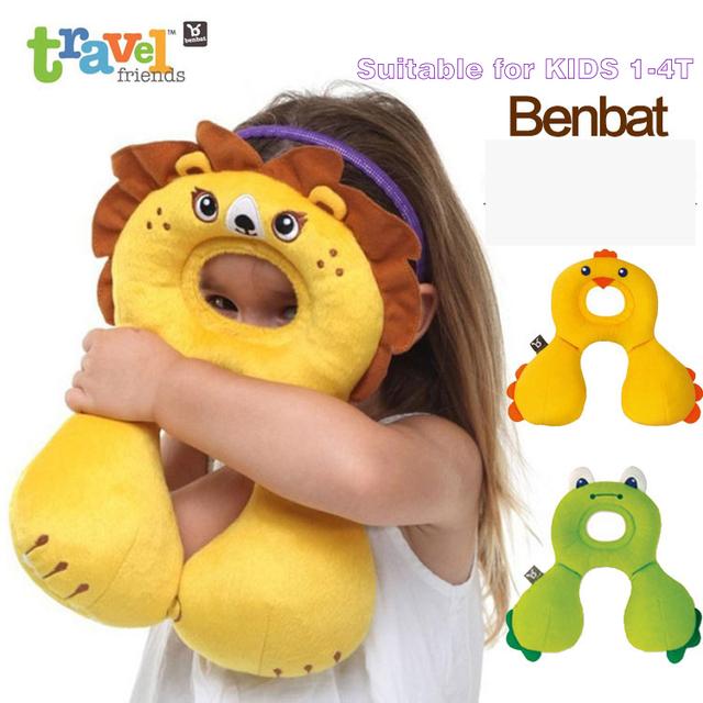 Benbat crianças viajar travesseiro do bebê descanso da garganta, Forma de U travesseiro para assento do bebê crianças 1 T a 4 T