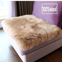 Pure Wool Felt Slow Rebound Cushion Sofa Cushion Slip Four Seasons Wool Cushion Pad Thicker Windows
