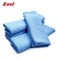 Life83 2 предмета 60 см х 80 см из микрофибры вафельное Плетение Чистка пояса одежда детализация сушки полотенца домашняя чистящая ткань