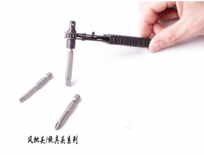 Szybki i łatwy zestaw kluczy z grzechotką mini zatwierdzony przez - Narzędzia ręczne - Zdjęcie 5