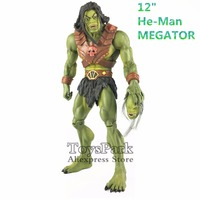 He Man Masters Of The Universe Classics 12 MEGATOR Large Action Figure MOTUC Gray Skull Powers Evil Giant Destroyer Collector