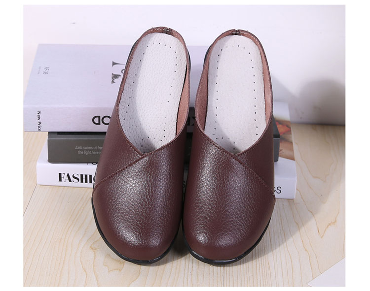 AH 9918-2018 New Women Flats Loafers Shoes-6