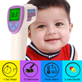 Baby/Adult Termometro Infantil Muti-fuction Electronic  Digital Thermometer Non Contact  Infrared IR Forehead Thermometer Infant