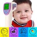 Bebé/Adulto Termometro Infantil muti-fuction Bebé Electrónico Termómetro Digital Sin Contacto Por Infrarrojos IR Termómetro de Frente
