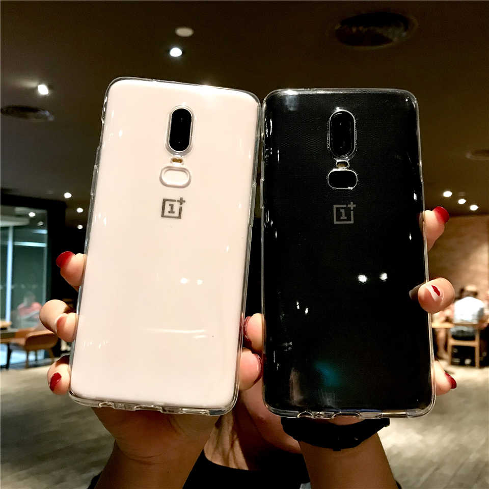 Transparent Silicone Soft Case For OnePlus 6T 7 5T Meizu M3 M5 M6 M8 Note X8 M9C M6T M6S M5S M3S Pro 6 U10 U20 Cover Phone Cases