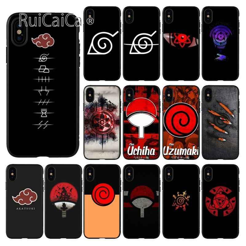 Ruicaica Naruto Shippuden xiao logo Client Haute Qualité Téléphone ...