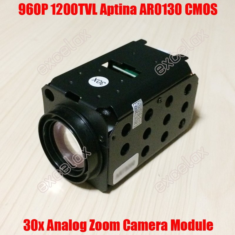 1200TVL HD SONY CMOS 30x Zoom PTZ IR Dome Home CCTV Security Camera Video IR-Cut