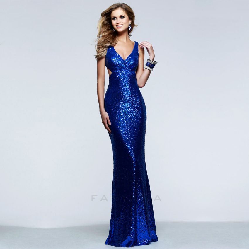 Popular Royal Blue Gala Dresses-Buy Cheap Royal Blue Gala Dresses ...