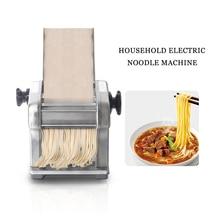 Stainless Steel 2 Blades Noodle Machine, 0.5-3mm Thickness Heavy Duty Noodle Maker,Pasta Maker Pasta Cutter Machine цены