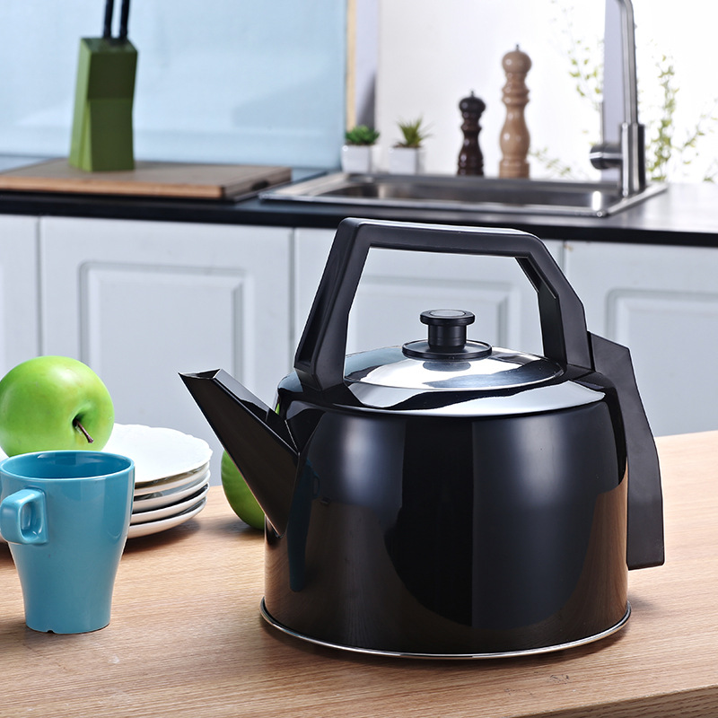 цена на electric kettle 220V Stainless steel kettle electric 5L large capacity electric water kettle