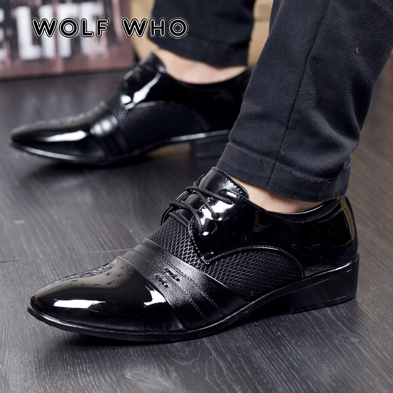 Provided Yeeloca Mens Dress Oxford Mens Black 2019 Dress Shoes Wedding Shoes Lace Leather Shoes Shoes Formal Shoes