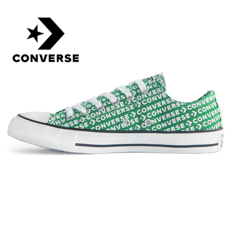 Original authentic CONVERSE Spring Chuck Taylor All-Star Uninex classic letter style lightweight skate shoes 2019 NEW 163950COriginal authentic CONVERSE Spring Chuck Taylor All-Star Uninex classic letter style lightweight skate shoes 2019 NEW 163950C