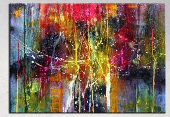 Pinturas abstratas modernas
