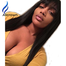 8a Lace Front Human Hair Wigs Straight Lace Front Wigs For Black Women Human Lace Wigs With Baby Hair Lace Front Brazilian Wig