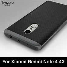 xiaomi Redmi Note 4x case Xiaomi Redmi Note 4 case Original Ipaky Luxury PC Frame + back Cover For Redmi Note 4 4x Fundas cases