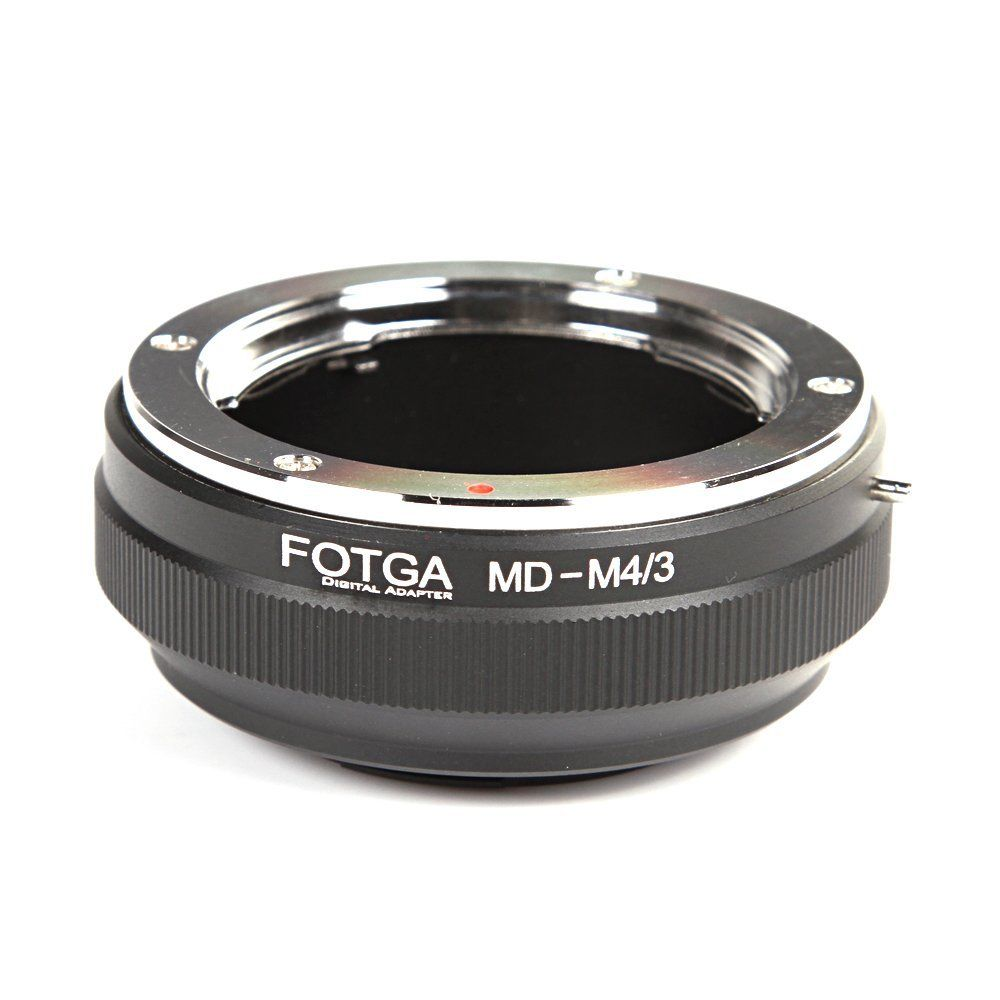 FOTGA MD MC lens to Adapter for Olympus Micro 4/3 m4/3 E-PM2 GF6 EP5 GH2 G5 GF6 EPL5